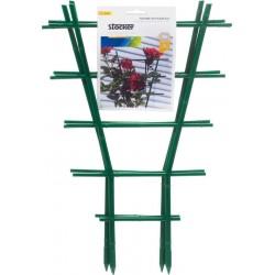 TUTOR DE PLASTICO STOCKER 24 5x38 5 cm  3 PIEZAS